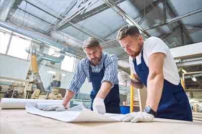 Poolse werknemers op de bouw